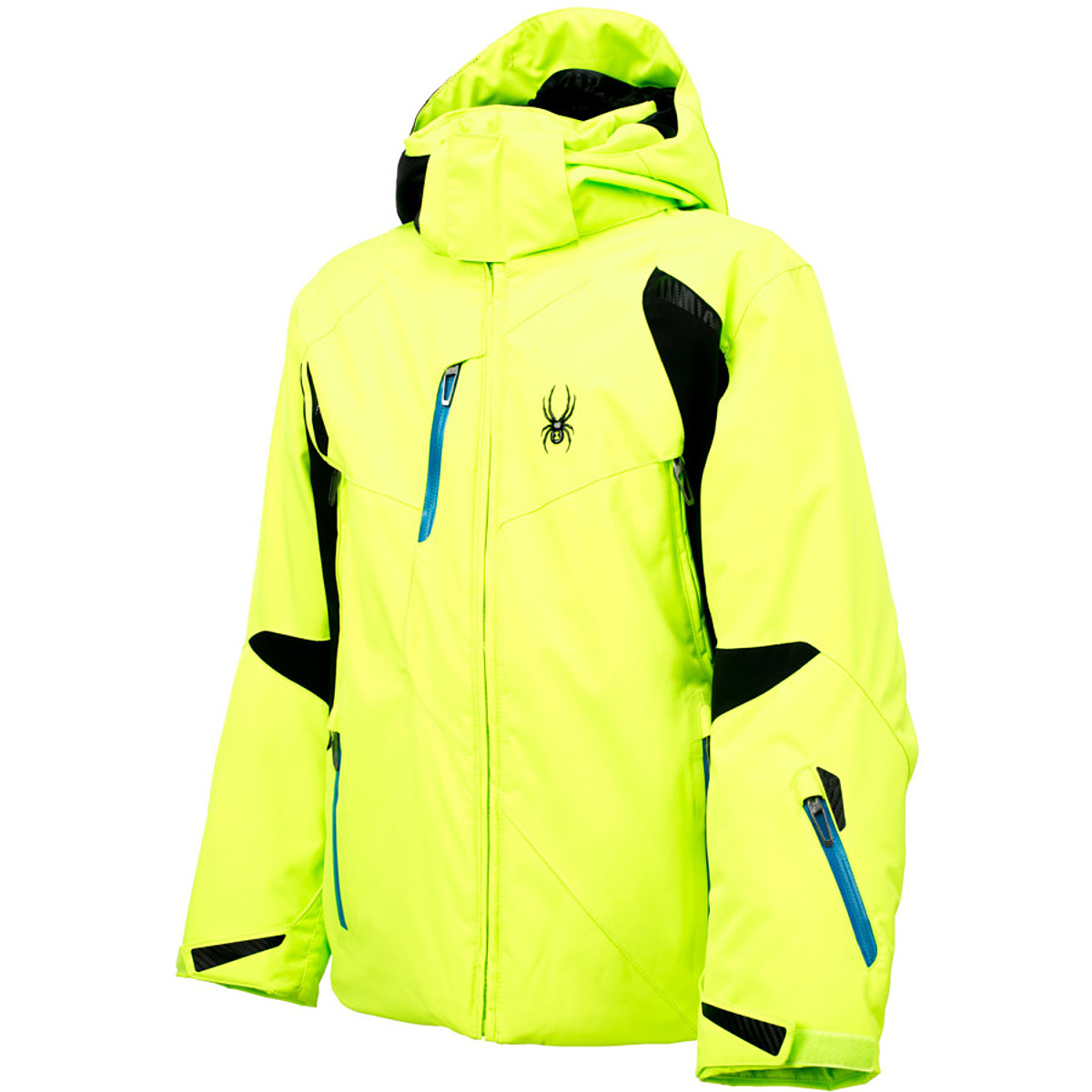 photo: Spyder Speed Jacket snowsport jacket