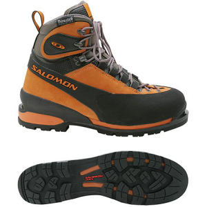 photo: Salomon Pro Ice mountaineering boot