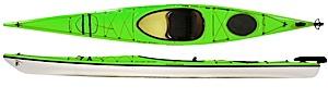 photo: Current Designs Kestrel 160 recreational kayak