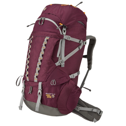 photo: Mountain Hardwear Lomasi 60 weekend pack (3,000 - 4,499 cu in)