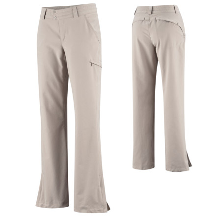 photo: Columbia Women's Silver Ridge Stretch Pant hiking pant