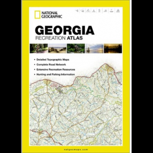 National Geographic Georgia Recreation Atlas