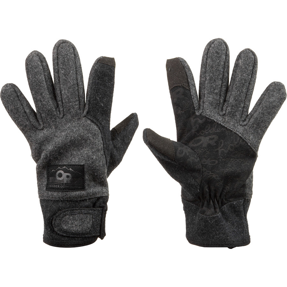 photo: Outdoor Research All Purpose Gloves glove/mitten