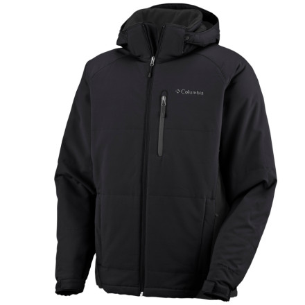 photo: Columbia Single Track Softshell soft shell jacket