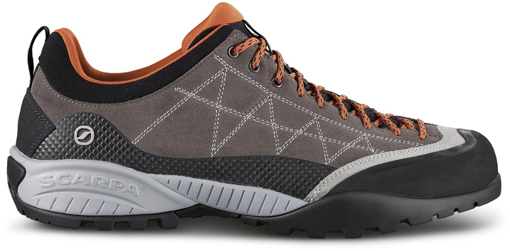 photo: Scarpa Men's Zen Pro approach shoe