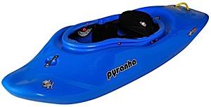 photo: Pyranha Molan whitewater kayak