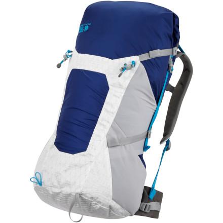 photo: Mountain Hardwear Thruway 50 weekend pack (3,000 - 4,499 cu in)