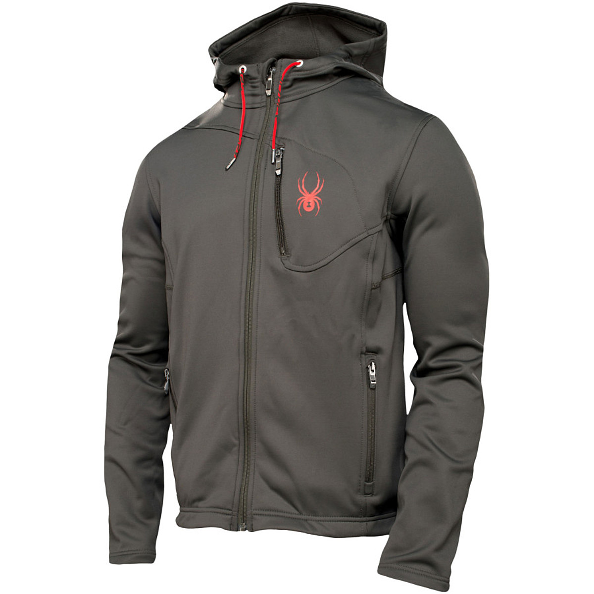 photo: Spyder Strato Fleece Hoody fleece jacket