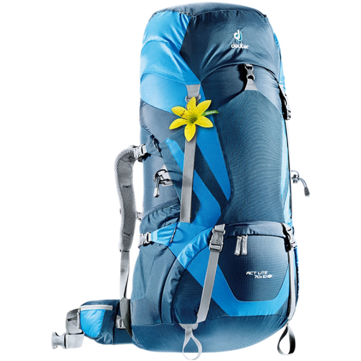 photo: Deuter ACT Lite 70 + 10 SL expedition pack (70l+)