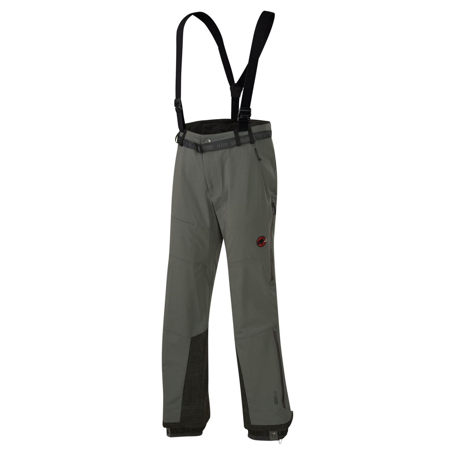 photo: Mammut Base-Jump Touring Pant soft shell pant
