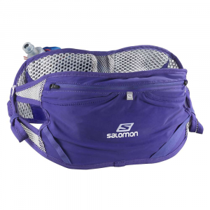 photo: Salomon Advanced Skin S-Lab 3 Belt Set lumbar/hip pack