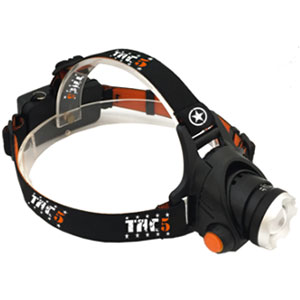 photo of a TAC5 headlamp