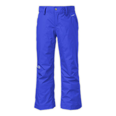 photo: The North Face Derby Insulated Pant snowsport pant