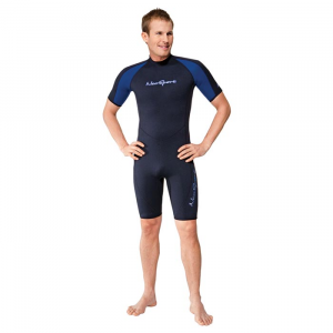 photo: Neosport Men's 2mm Neoprene Shorty wet suit