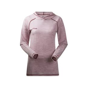 Bergans Cecilie Wool Shirt w/Hood
