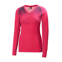 Helly Hansen Warm LS V Neck