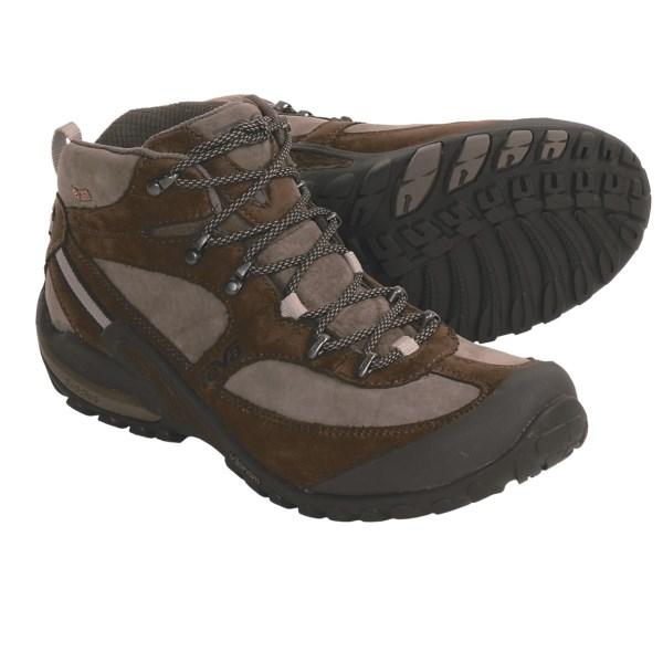 photo: Teva Dalea eVent trail shoe