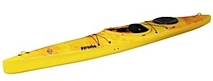 photo: Pyranha Speeder touring kayak