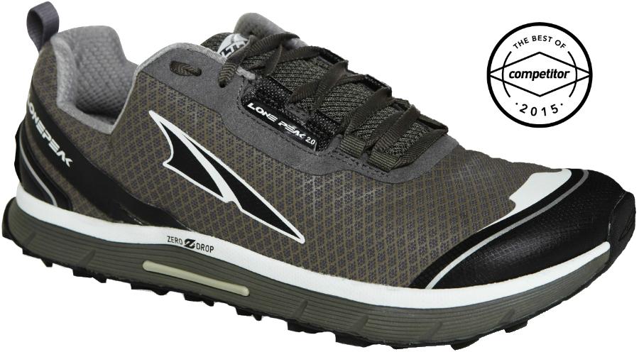 photo: Altra Men's Lone Peak NeoShell trail running shoe