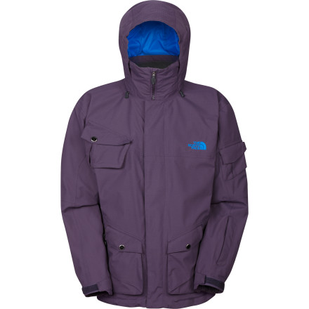 photo: The North Face Numatic Jacket snowsport jacket