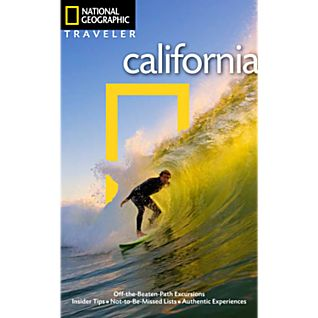 photo: National Geographic California, 4th Edition us pacific states guidebook