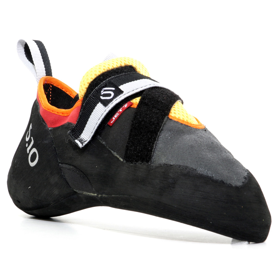 photo: Five Ten Jet7 climbing shoe