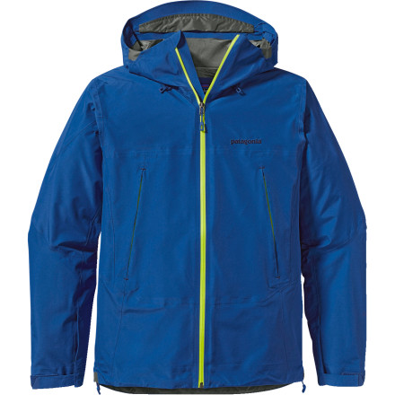 photo: Patagonia Super Pluma Jacket waterproof jacket