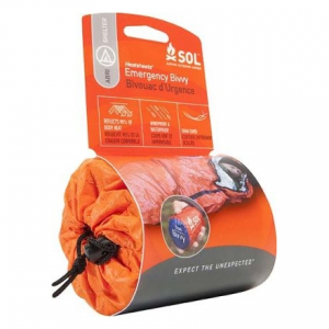 photo: SOL Emergency Bivvy emergency shelter