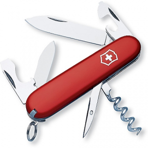 photo: Victorinox Swiss Army Tourist multi-tool