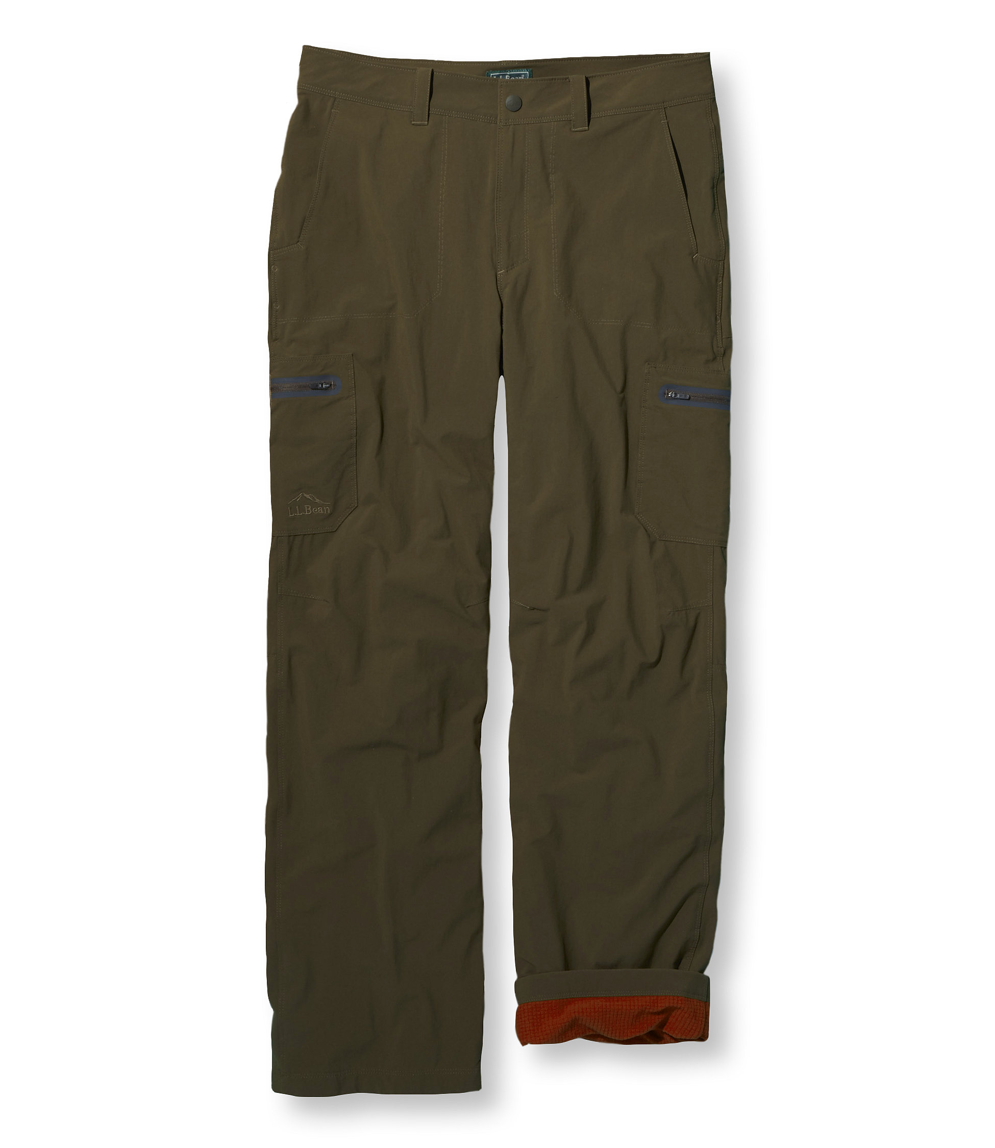 L.L.Bean Cresta Hiking Pants, Lined