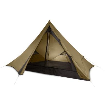 photo: NEMO Frontier 3P three-season tent