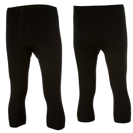 photo: Ibex Zepher 3/4 Johns base layer bottom