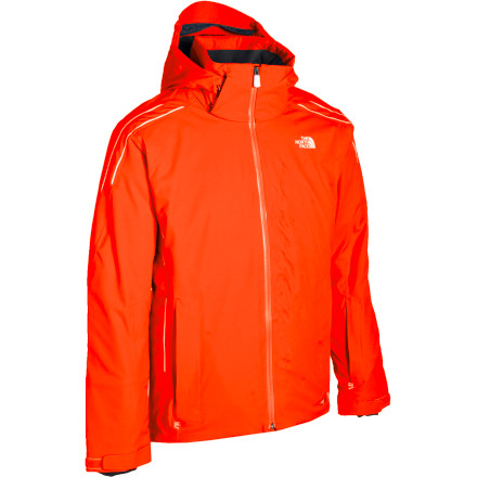 photo: The North Face Atoma Jacket snowsport jacket