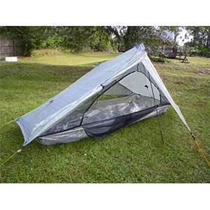 photo: Zpacks Solplex three-season tent