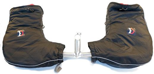 photo of a Revelate Designs paddling glove