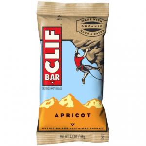 Clif Apricot Bar