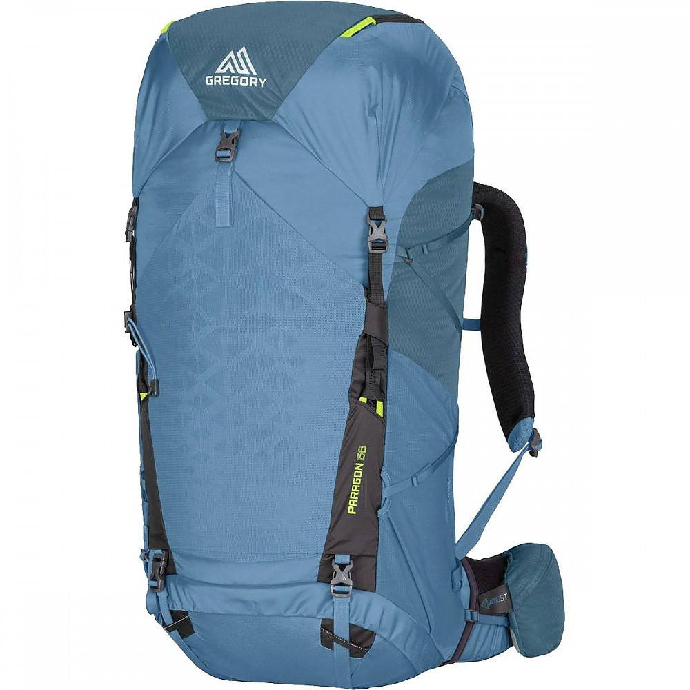 photo: Gregory Paragon 68 weekend pack (50-69l)