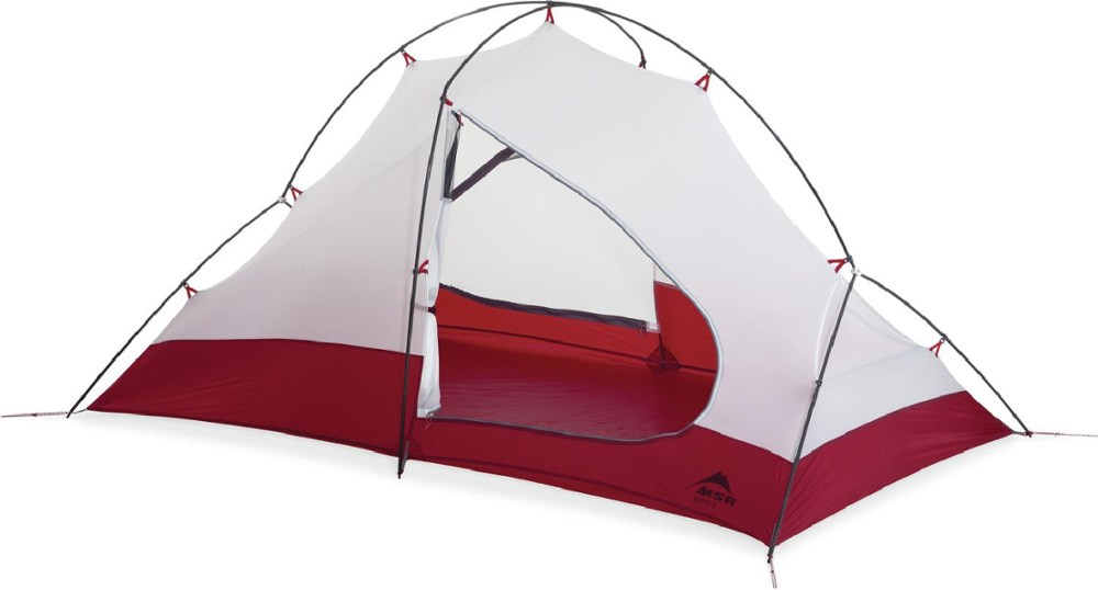 photo: MSR Access 2 four-season tent