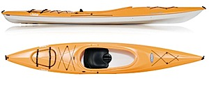 photo: Pelican International Pursuit 140 touring kayak