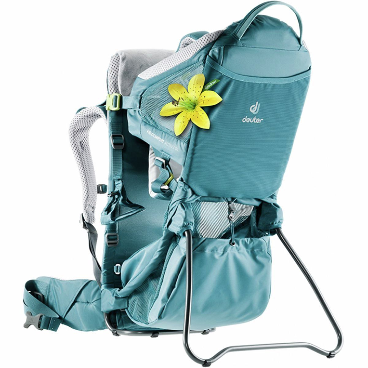 photo: Deuter Kid Comfort Active SL child carrier frame