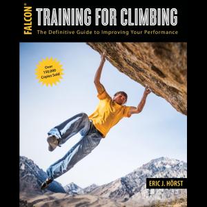 photo: Falcon Guides Training For Climbing climbing book