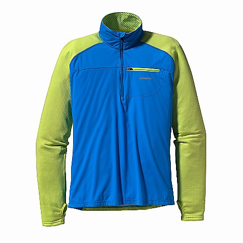 photo: Patagonia Wind Shield Pullover soft shell jacket