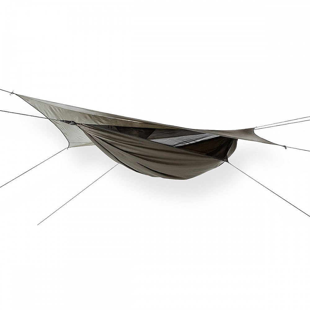 photo: Hennessy Hammock Explorer Deluxe Asym hammock