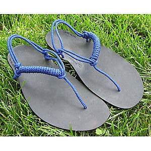 photo: Xero Shoes Invisible Shoes 6mm Contact sport sandal