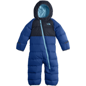 photo: The North Face Lil' Snuggler kids' snowsuit/bunting