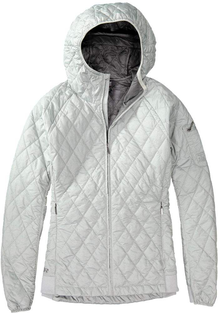 photo: Outdoor Research Eryn Hoody synthetic insulated jacket