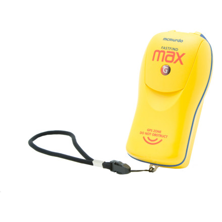 photo: McMurdo FastFind MaxG locator beacon