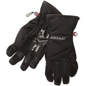 photo: Spyder Women's Facer Windstop Glove soft shell glove/mitten