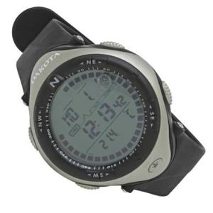 photo: Dakota Digital Three Sensor Altimeter altimeter watch