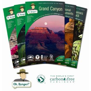 photo of a American Park Network us pacific states guidebook